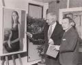 Novaresio all'inaugurazione della mostra sulla Motonave Irpinia