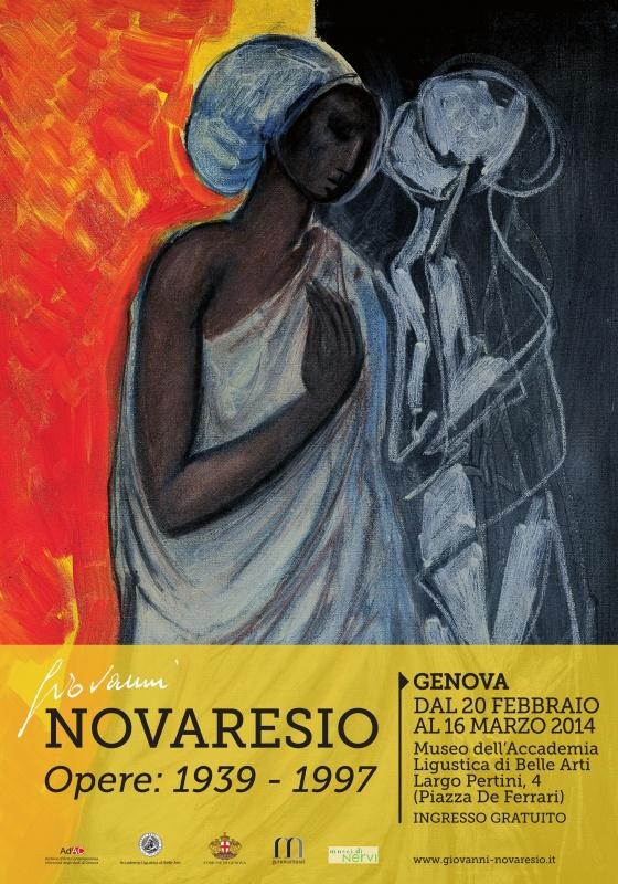 LA MOSTRA Giovanni Novaresio Opere: 1939 – 1997