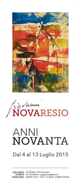 Giovanni Novaresio Anni Novanta