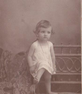 G.Novaresio da bambino.